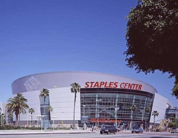 Los Angeles Staples Center
