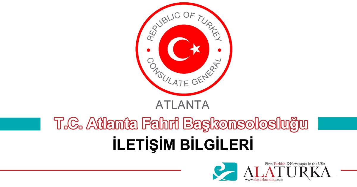 Atlanta Fahri Baskonsoloslugu