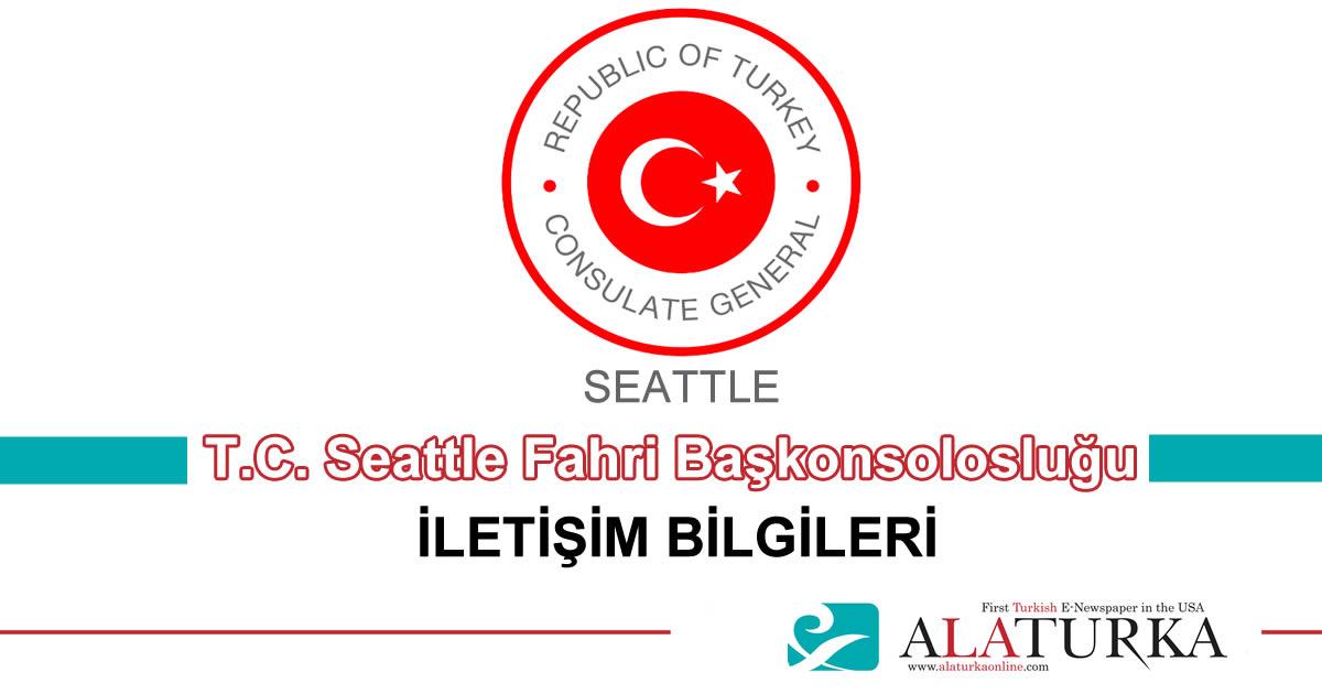 Seattle Fahri Baskonsoloslugu Illetisim Bilgileri