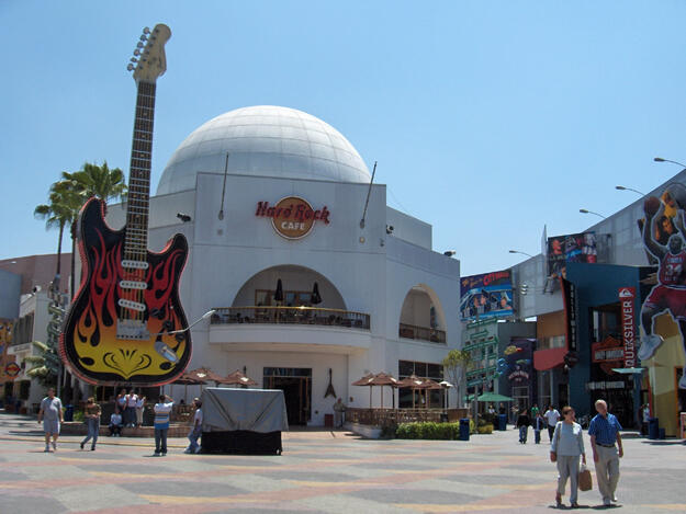 Los Angeles Hard Rock Cafe