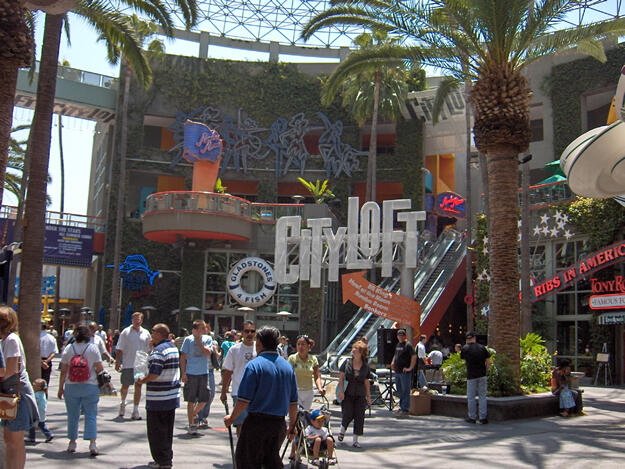 Los Angeles Universal City Walk