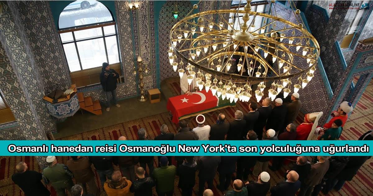 Osmanli Hanedan Son Reisi Osman Bayezid Osmanoglu Cenaze