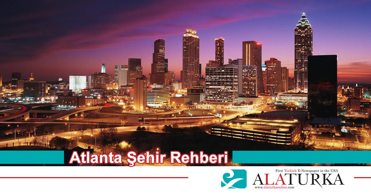 AtlantaSehir Rehberi