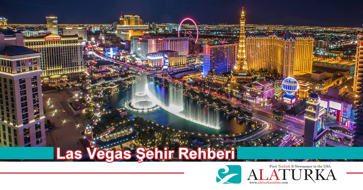 Las Vegas Sehir Rehberi