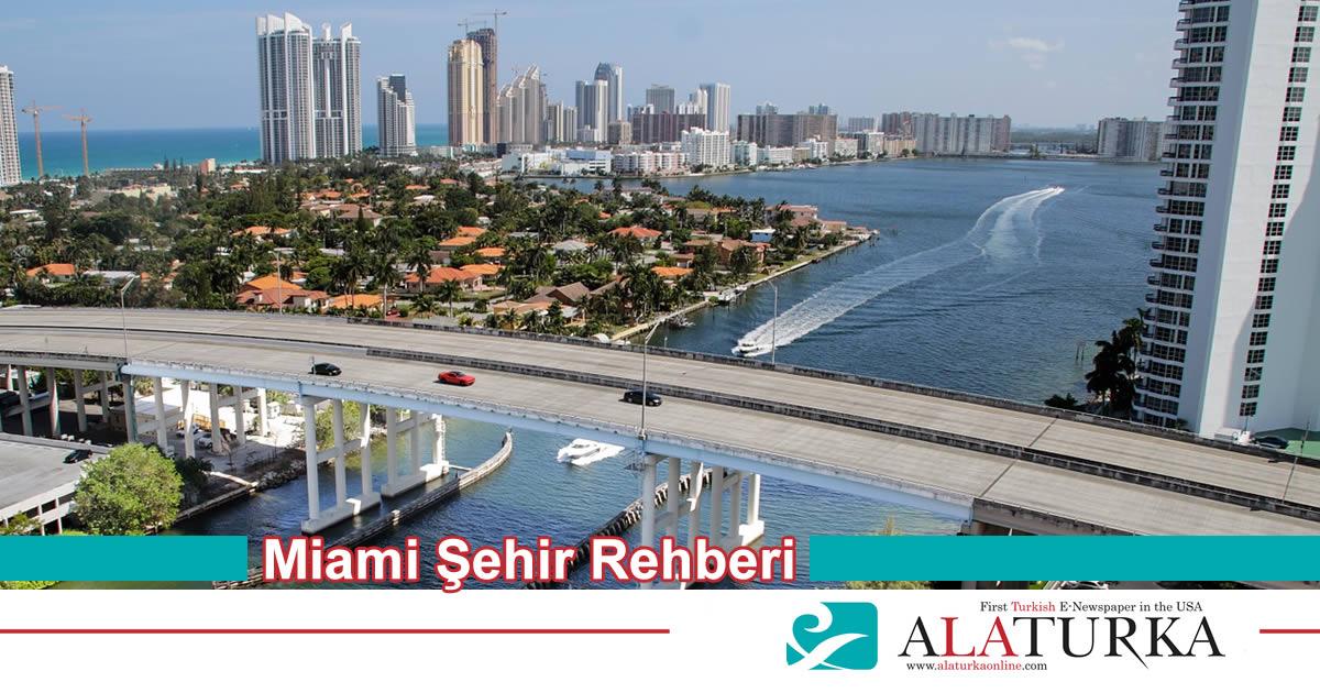 Miami Sehir Rehberi