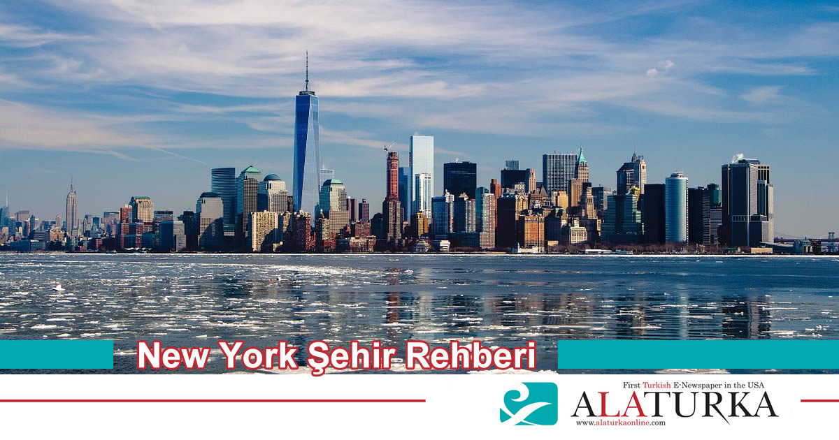 New York Sehir Rehberi