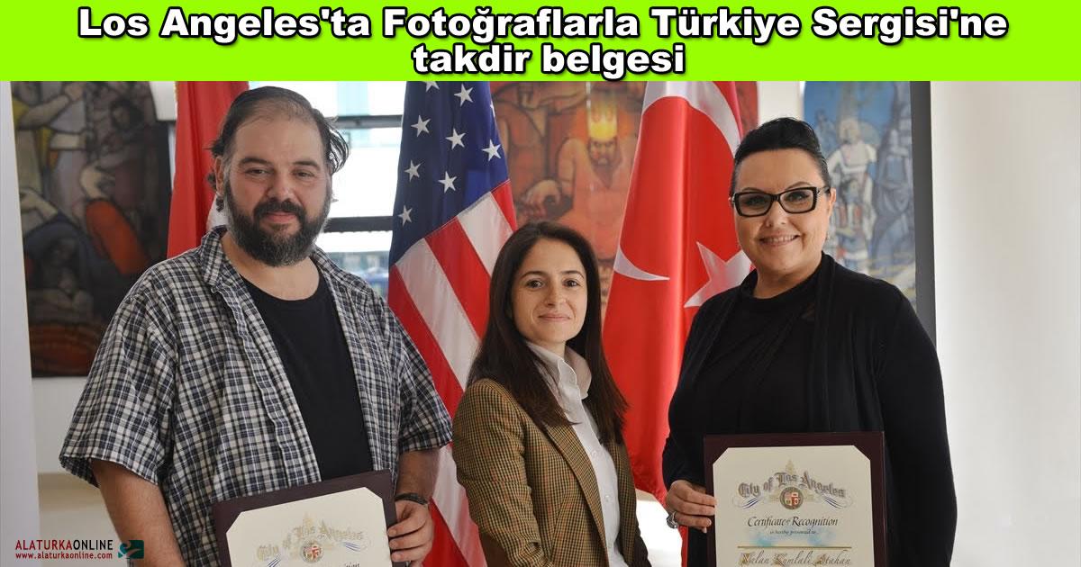 Los Angeles Fotograflarla Turkiye Sergisi
