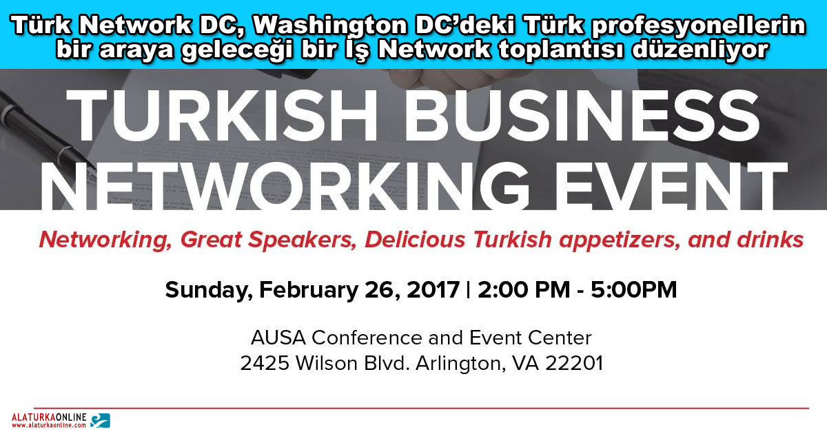Washington Dc Newtworking Event
