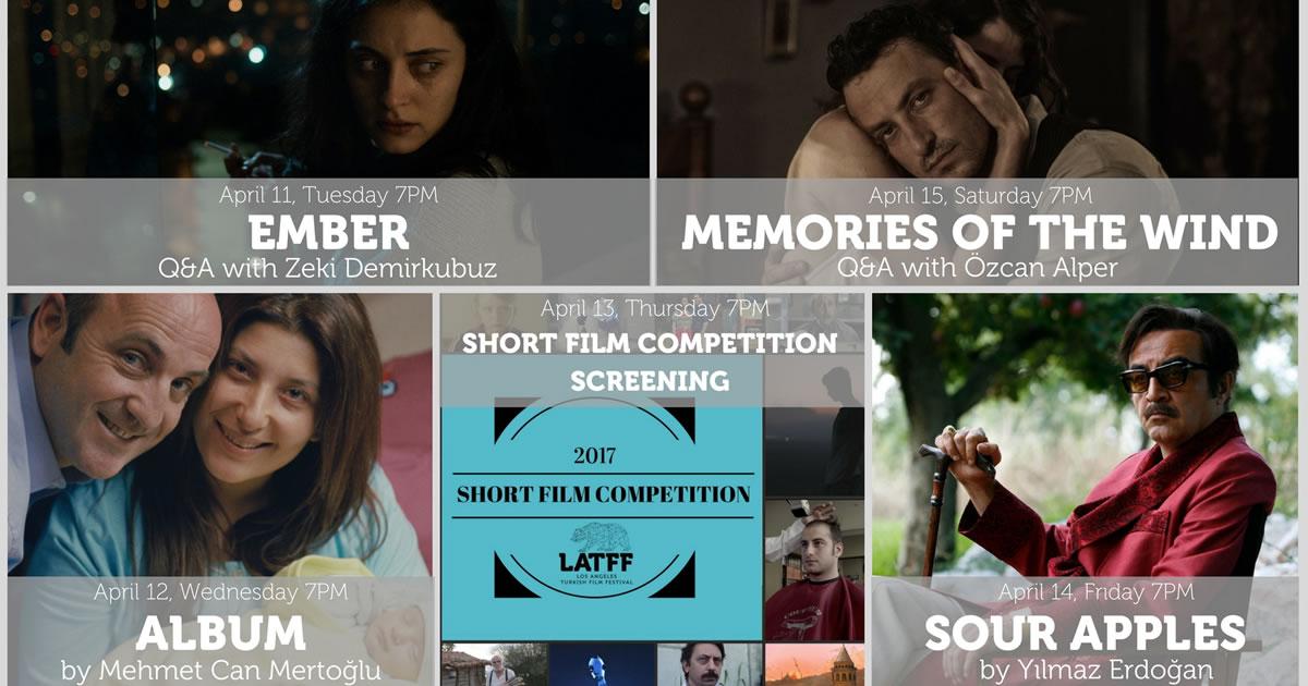 5 Los Angeles Turk Film Festivali