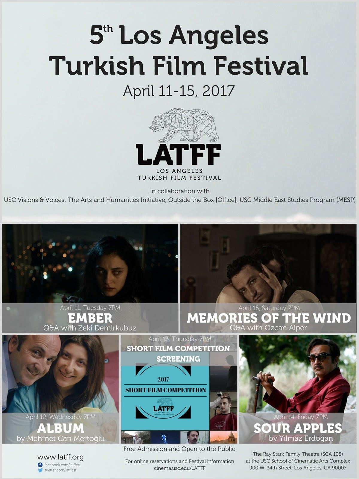 5th LATFF - Poster